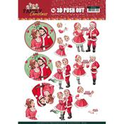 Loving Christmas - Find It Trading Punchout Sheet