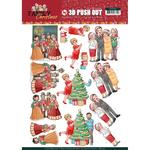 Celebrate Christmas - Find It Trading Punchout Sheet