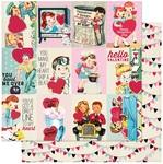 Love Notes Seven Paper - Authentique