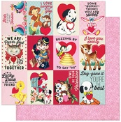 Love Notes Eight Paper - Authentique - PRE ORDER