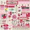 Love Notes Details Stickers - Authentique