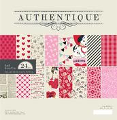Love Notes 8 x 8 Paper Pad - Authentique - PRE ORDER