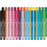 Assorted Colors Fabric Quill Permanent Pens - WeR - PRE ORDER