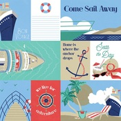 Bon Voyage Paper - Set Sail - Photoplay