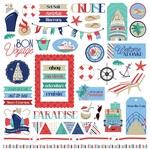 Set Sail Element Sticker - Photoplay - PRE ORDER