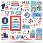 Set Sail Element Sticker - Photoplay