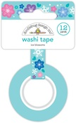 Ice Blossoms Washi Tape - Doodlebug