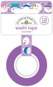 Snow Friends Washi Tape - Doodlebug