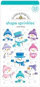 Snow Family Sprinkles - Doodlebug