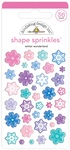 Winter Wonderland Shape Sprinkles - Doodlebug - PRE ORDER