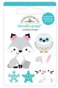 Foxy & Friends Doodlepops - Doodlebug