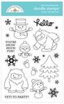 Winter Wonderland Doodle Stamps - Doodlebug