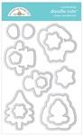 Winter Wonderland Doodle Cuts - Doodlebug