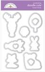 Forest Friends Doodle Cuts - Doodlebug