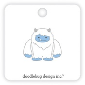 Yeti Collectible Pin - Doodlebug
