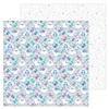 Yeti For Winter Paper - Winter Wonderland - Doodlebug