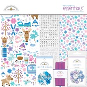 Winter Wonderland Essentials Kit - Doodlebug