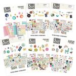 Carpe Diem Sticker Tablet Value Pack