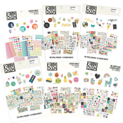 Carpe Diem Sticker Tablet Value Pack