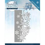 Sparkling Border - Sparkling Winter Creations Die