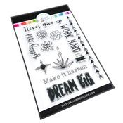 Dream Big Sentiment Stamp Set - Out West - Catherine Pooler
