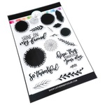 "Shine On Sunflowers 6""x8"" Stamp Set - Out West - Catherine Pooler"
