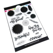 "Shine On Sunflowers 6""x8"" Stamp Set - Out West - Catherine Pooler - PRE ORDER"