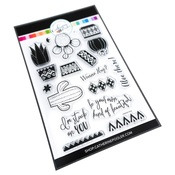 Wanna Hug Stamp Set - Out West - Catherine Pooler