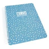 Keep Shining Canvo Journal - Catherine Pooler