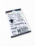 Merry Christmas Angel Stamp Set - Catherine Pooler