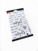 Believe in Angels Stamp Set - Catherine Pooler
