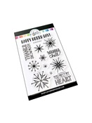 Chillin' Snowflakes Stamp Set - Feelin' Chilly - Catherine Pooler - PRE ORDER