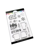 Baby It's Cold Outside Stamp Set - Feelin' Chilly - Catherine Pooler
