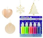 Glitter Glue Ornament Kit - ACOT Exclusive