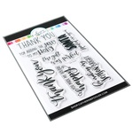 Jolly Thanks Stamp Set - Catherine Pooler