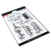 Jolly Thanks Stamp Set - Catherine Pooler