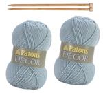 Patons Decor Knitting Kit