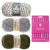 Patons Crochet Kit