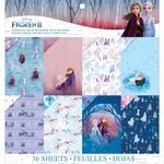 Frozen II Disney 12 x 12 Paper Pad - Disney