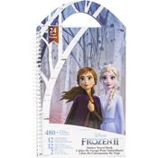 Frozen II SandyLion Disney Sticker Travel Book - PRE ORDER