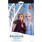 Frozen II SandyLion Disney Stickerland Pad - PRE ORDER