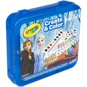 Frozen 2 Crayola Create And Color Case - PRE ORDER