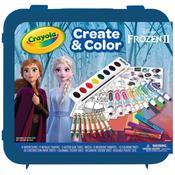 Frozen 2 Crayola Create And Color Case