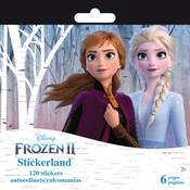 Frozen II SandyLion Disney Mini Stickerland Pad - PRE ORDER