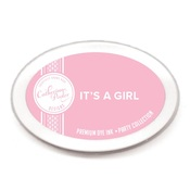 It's a Girl Ink Pad - Catherine Pooler