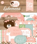 Baby Girl Ephemera - Echo Park