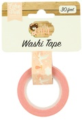 Baby Girl Stork Washi Tape - Echo Park