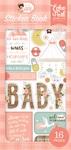 Baby Girl Sticker Book - Echo Park