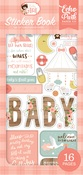 Baby Girl Sticker Book - Echo Park