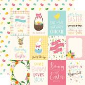 3X4 Journaling Cards Paper - I Love Easter - Echo Park